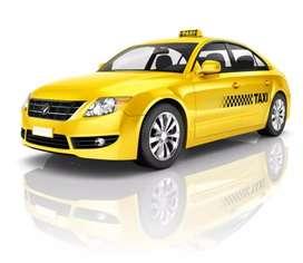 Se busca chofer para taxi amarillo en las noches
