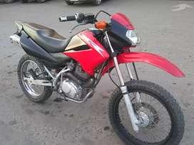 Honda XR125 Recibo Tarjetas