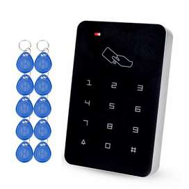 Control de acceso inteligente sin contacto electronico