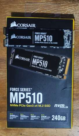Disco duro SSD M2 Corsair 240gb