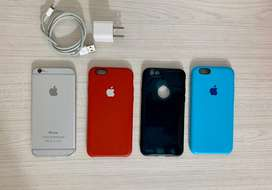 Iphone 6 16gb (sin huella)