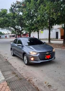 Chevrolet Onix TURBO  LTZ Automático de Lujo
