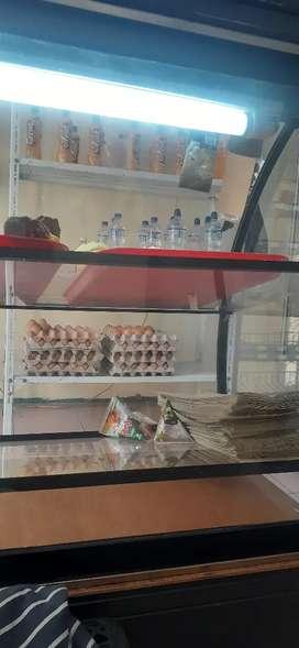 Se vende panadería con todos los implementos