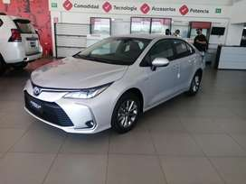 Vendo Hermoso Toyota Corolla Hibrido Como Nuevo