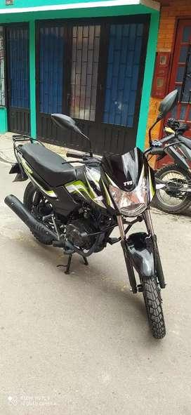 Motocicleta Tvs 100