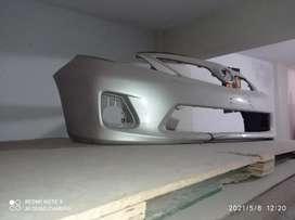 Remato parachoque de auto Toyota Corolla del 2010_2013