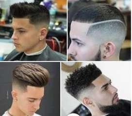 Busco Barbero Con Experiencia!!