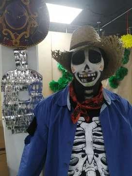 Maquillaje Para Halloween a Domicilio, Maquillaje Artístico a Domicilio, Catrinas, Calaveras, Pop Art y mucho más