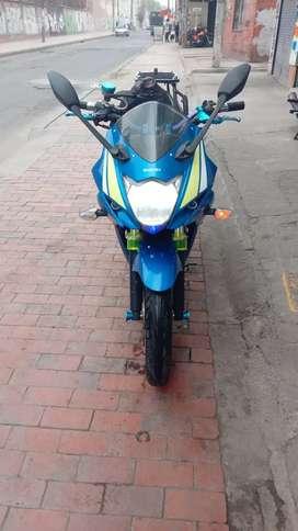 Suzuki sf gixxer gp