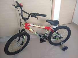 Bicicleta infantil para niño