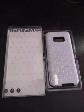 Case y Templado 3D (Galaxy S8)
