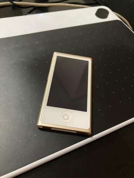 Ipod Nano dorado