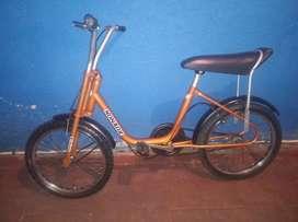 Bicicleta Monark original restaurada