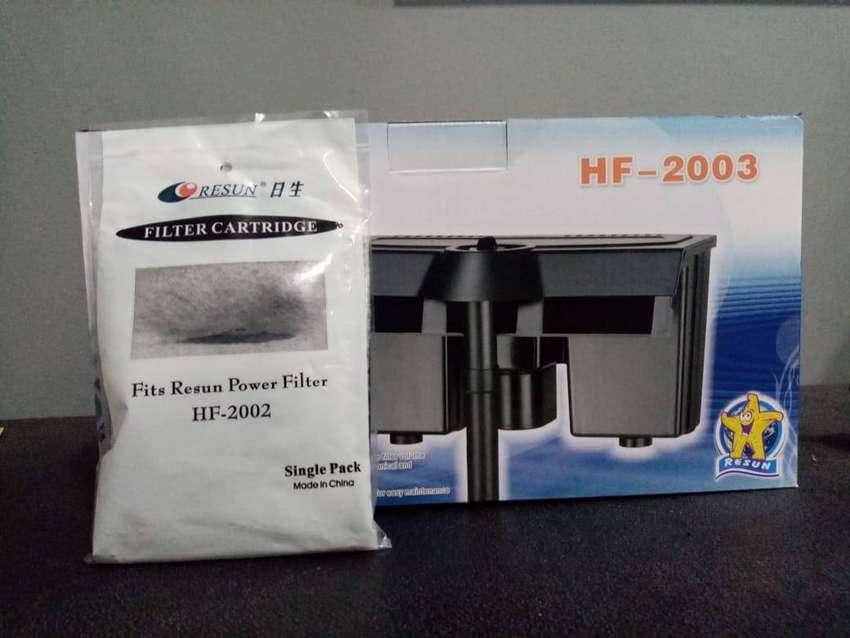 FILTRO DE CASCADA RESUN HF-2003