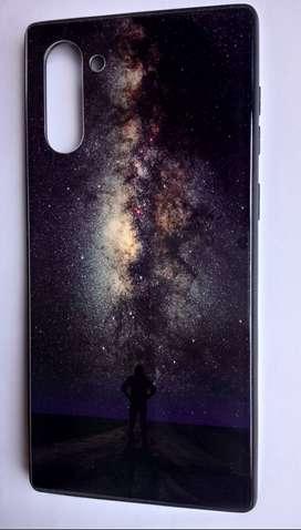 Estuche protector de vidrio templado para Samsung Note 10