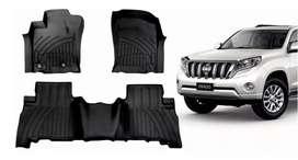 Tapetes Termoformados Jeep Rubicon Toyota Prado Fortuner