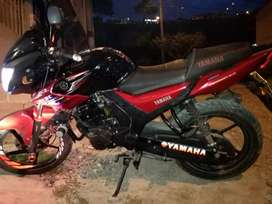 Ganga Yamaha en buen estado