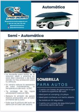 Sombrilla para autos