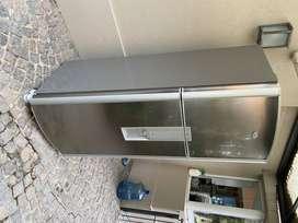Heladera con freezer whirpool