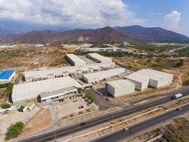 Venta y Arriendo de bodegas en Parque Logistico Industrial P.A.S.