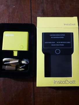 Instabatt Cargador iPhone