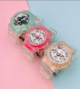 Lindos reloj para dama y caballero