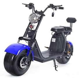 Scooter eléctrico tipo moto ECOWHEEL