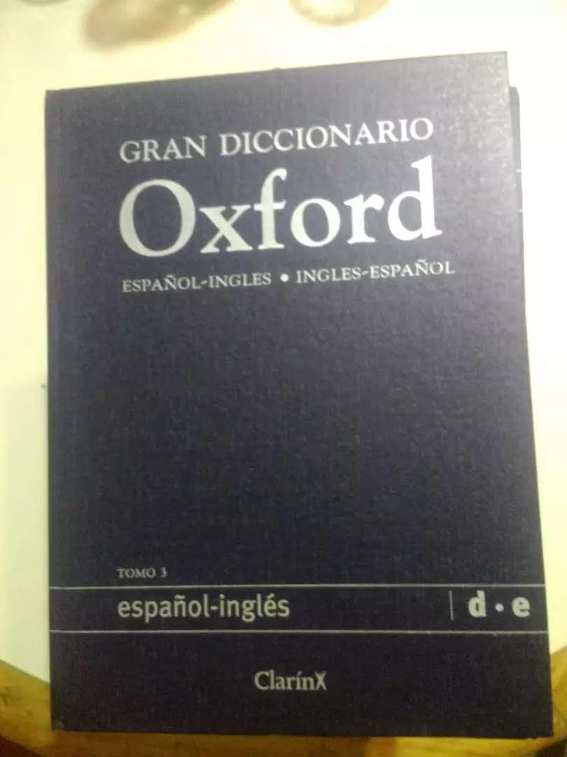 Diccionarios Oxford inglés - español 0