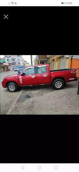 Mazda acctión 2.6 4x2 a gasolina y con GPS