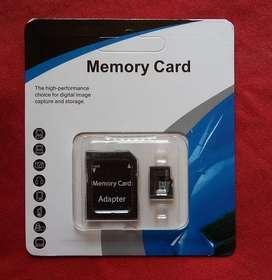 Memoria Microsd Sellada Clase 10