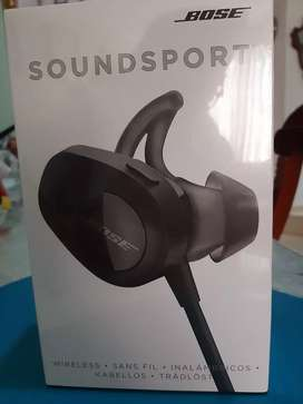 Audifonos bose soundsport