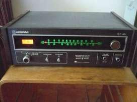 Sintonizador Audinac St46 Muy Buen Estado Y Funcionamiento