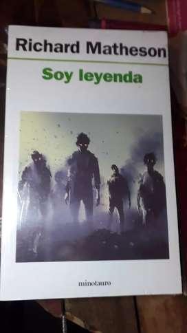 SOY LEYENDA (nuevo)