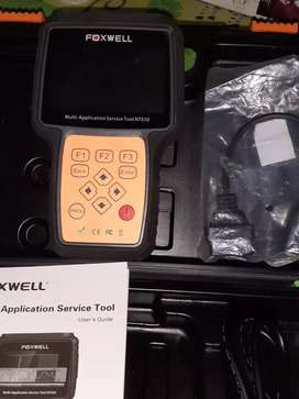 Escaner automotriz multi marca foxwell ft650
