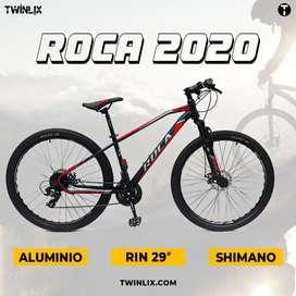 Bicicleta Roca 2020