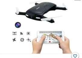 Mini drone plegable jjrc