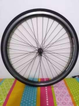 Par de ruedas rin29 Shimano