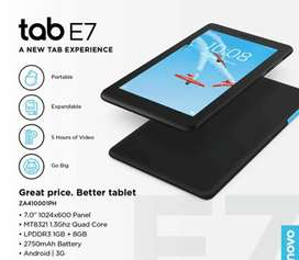Tablet lenovo tab e7
