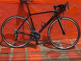 Bicicleta de ruta carbono