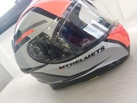 Casco MT Helmet Targo Oro