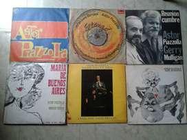 discos de vinilo LP tango gardel piazzolla