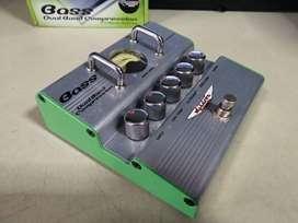 Pedal para Bajo Ashdown  Bass dual band compression true bypass poco usado