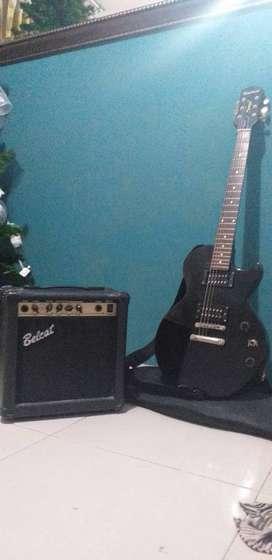 Vendo guitarra eléctrica EPIPHONE