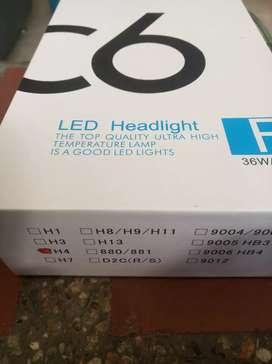 Bombillos led h4
