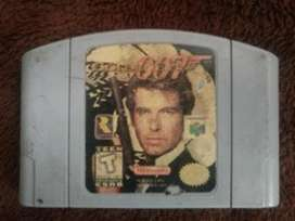 Vendo,cambio Juego Goldeneye Nintendo 64