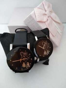 "Reloj Parejas ""Tu & Yo"""