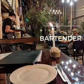 Jefe de Bar