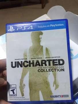 Vendo Juegos  PS4 Como Nuevos!!!