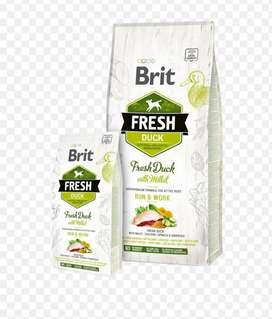 Brit Fresh Duck 12kg