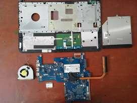 Partes de laptop HP 15